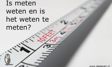 738 Meten Is Weten
