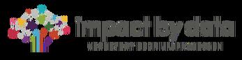 Impact By Data Logo Vrijstaand Cmyk